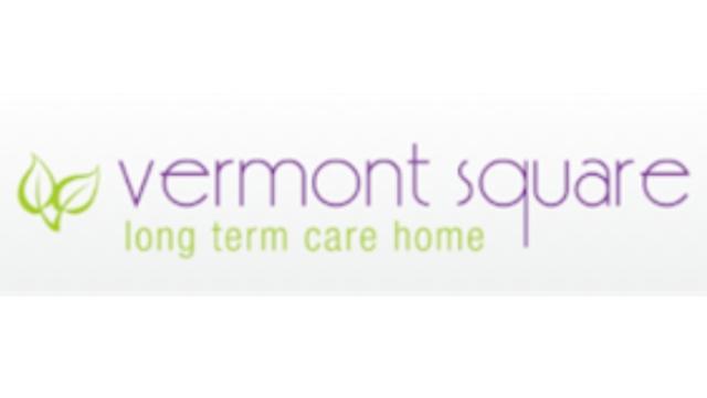 Vermont Square Long Term Care Home logo
